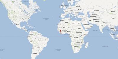Jordanien Land In World Map Jordanien Position Auf Der Weltkarte
